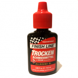 Finish Line DRY Lube with...