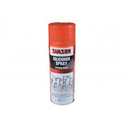 Simson Silicone Spray 400ml