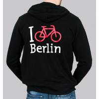 I bike Berlin clothing for men